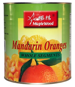 Canned MMandarins