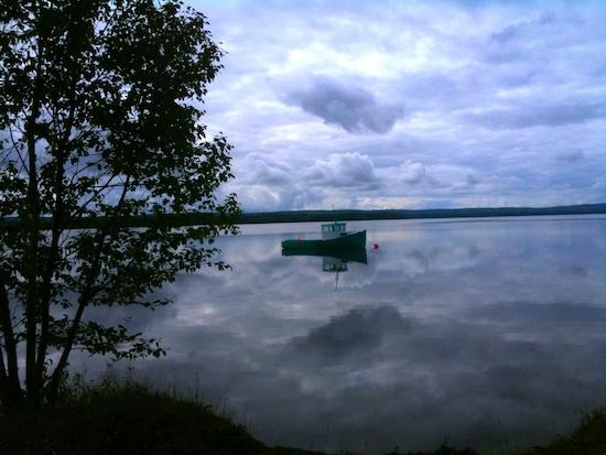 Cloud boat-550