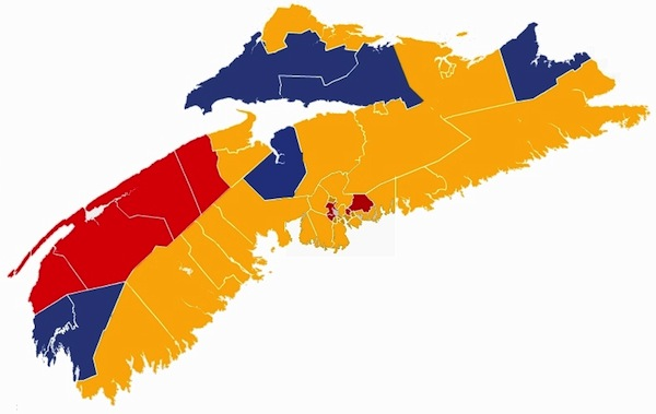 NDP Mainland Seats 2009-600