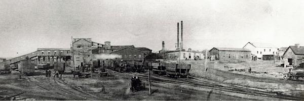 Inverness Coal Mine