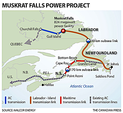 Nalcor didn't hoodwink the UARB into approving the Maritime Link