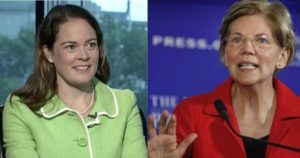 Reporter as inquisitor: Wapo's Annie Linsky v. Sen. Elizabeth Warren