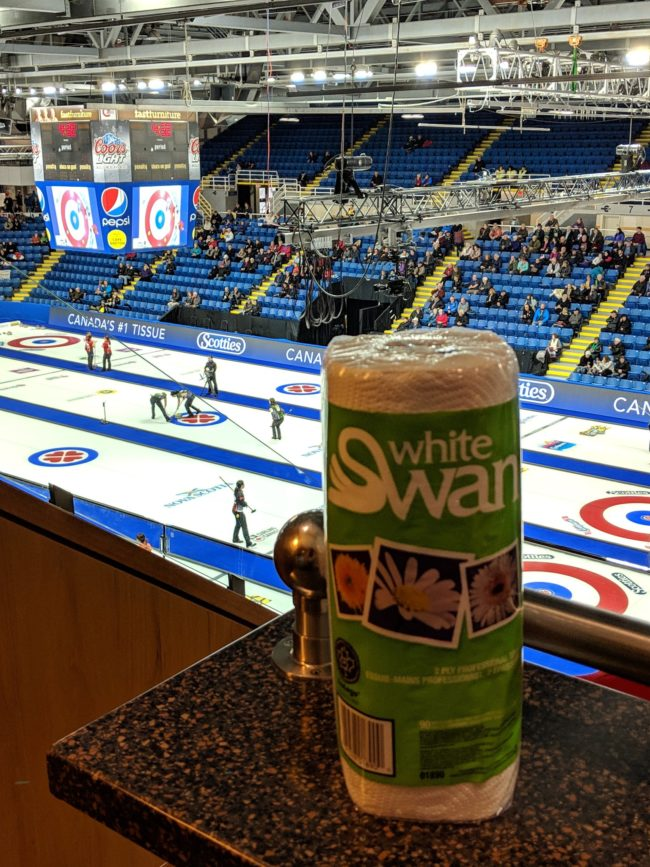Barbarians at The Scotties' gate